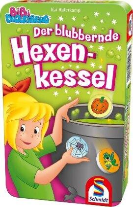 Bibi Blocksberg - Der blubbernde Hexenkessel