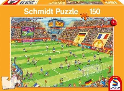 Finale im Fußballstadion - 150 Teile