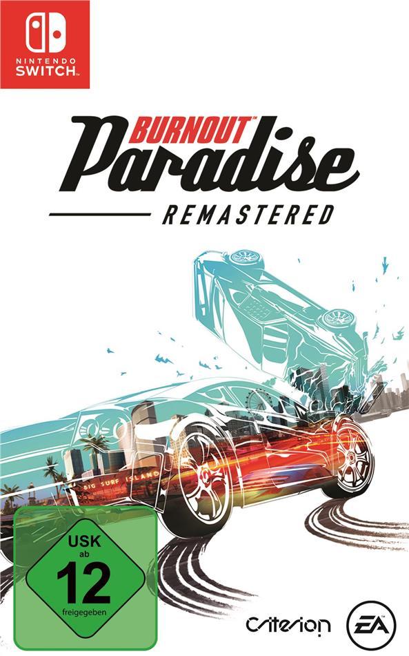 Burnout Paradise Remastered (German Edition)