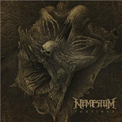 Nemesium - Continua (Digipack, Limited Edition)
