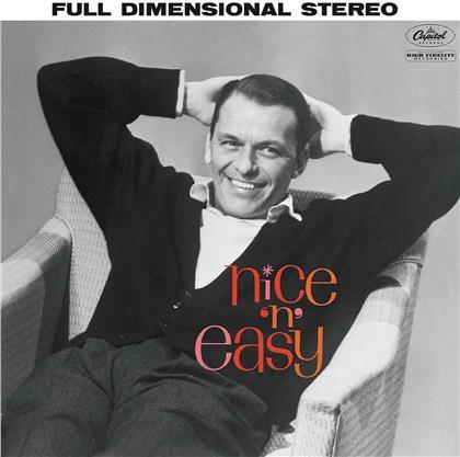 Frank Sinatra - Nice 'N' Easy (2020 Reissue, 2020 Mix, Universal)