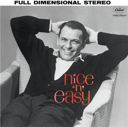 Frank Sinatra - Nice 'N' Easy (2020 Reissue, 2020 Mix, Universal, LP)