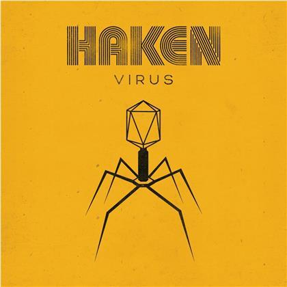 Haken - Virus (Gatefold, 2 LPs + CD)