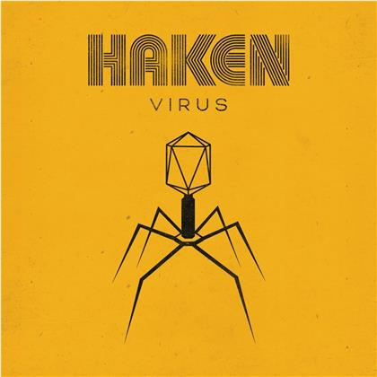 Haken - Virus (Deluxe Edition, 2 CDs)