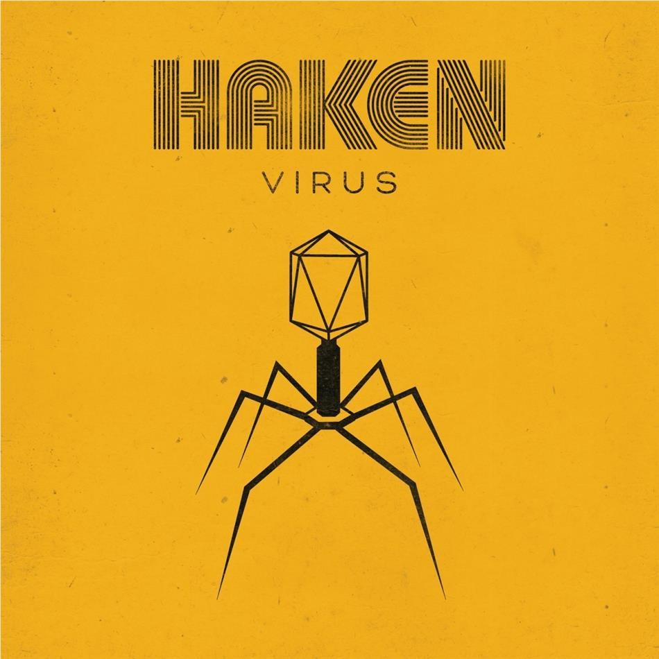 Haken - Virus (Deluxe Edition, 2 CDs)