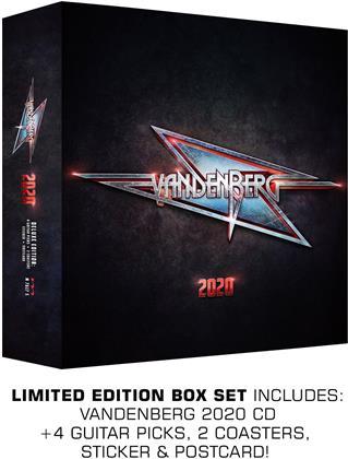 Vandenberg - 2020 (Limited Boxset)