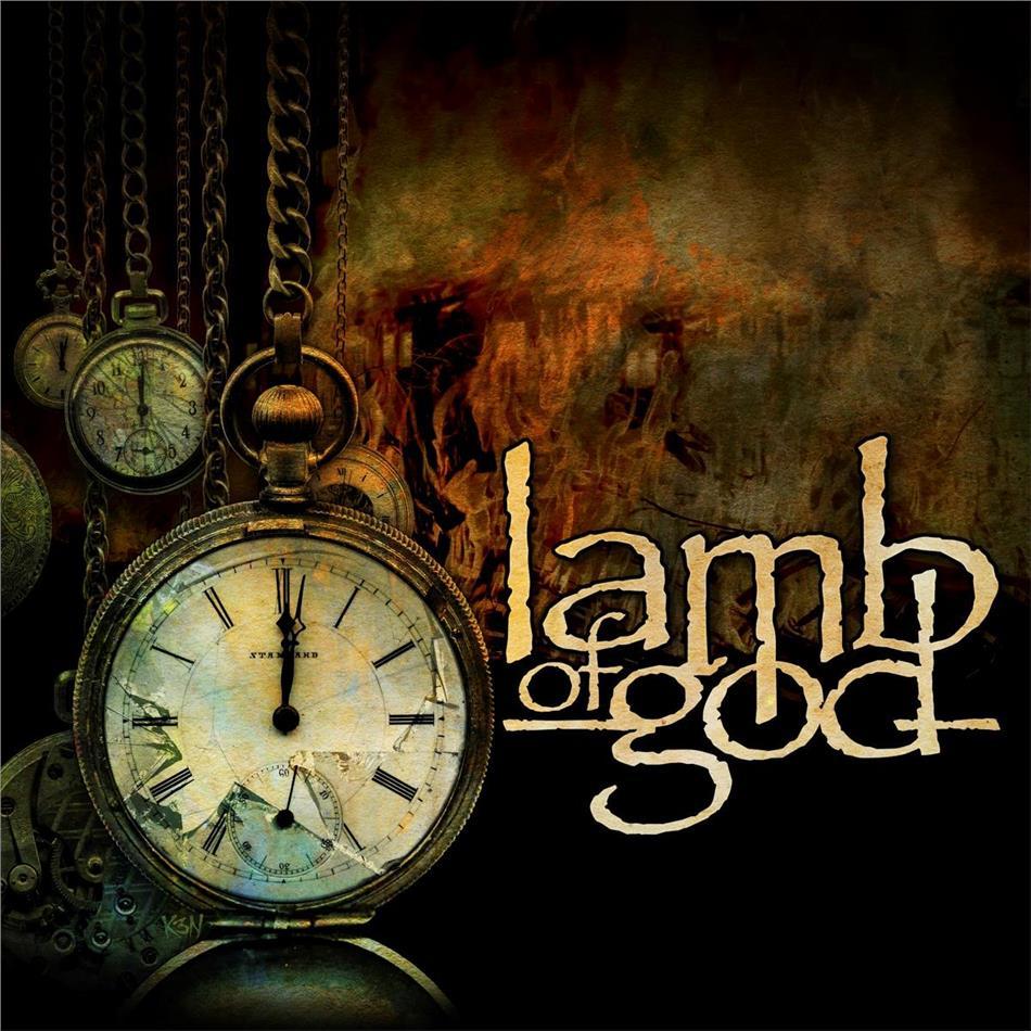 Lamb Of God - --- (Japan Edition)
