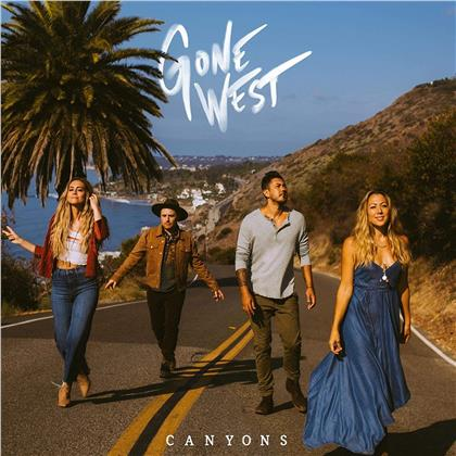 Gone West - Canyons (LP)