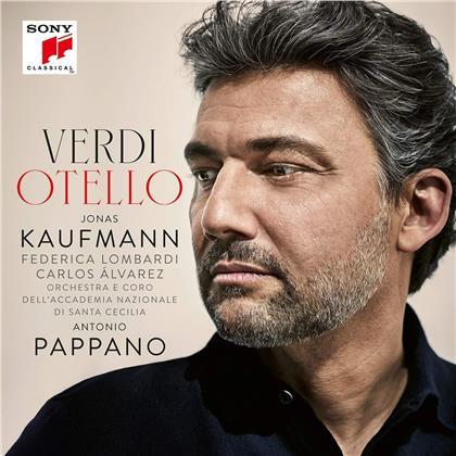 Giuseppe Verdi (1813-1901), Antonio Pappano & Jonas Kaufmann - Otello (Japan Edition, 2 CDs)