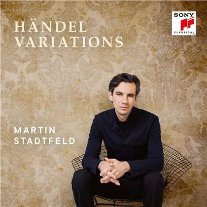 Georg Friedrich Händel (1685-1759) & Martin Stadtfeld - händel (Japan Edition)