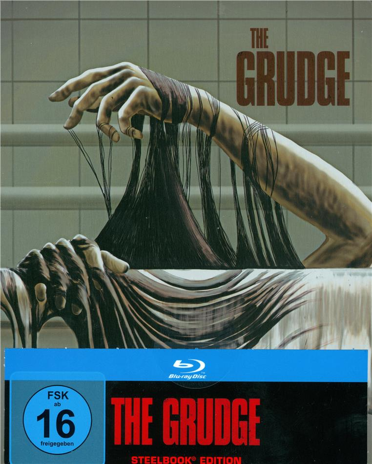 The Grudge (2020) (Limited Edition, Steelbook)