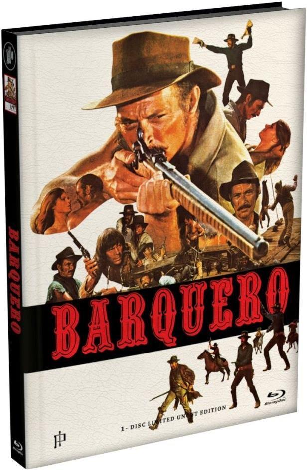 Barquero (1970) (Edizione Limitata, Mediabook, Uncut)