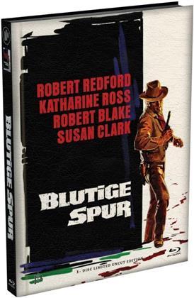 Blutige Spur (1969) (Limited Edition, Mediabook, Uncut)