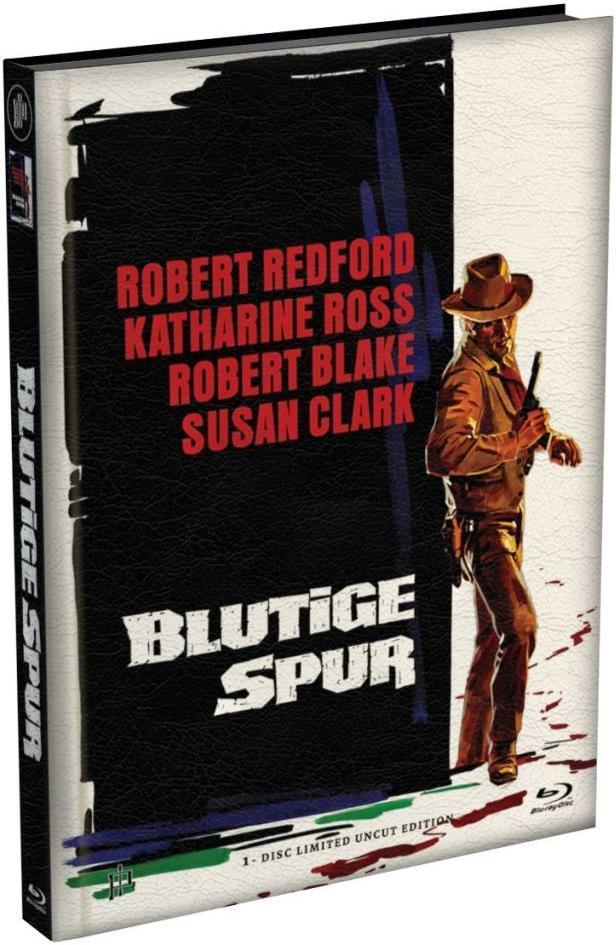 Blutige Spur (1969) (Edizione Limitata, Mediabook, Uncut)