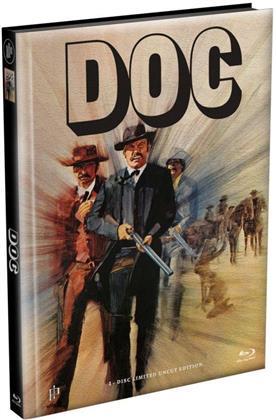 Doc (1971) (Edizione Limitata, Mediabook, Uncut)