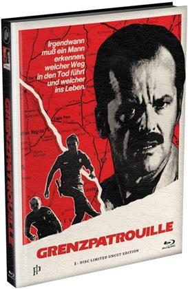 Grenzpatrouille (1982) (Limited Edition, Mediabook, Uncut)