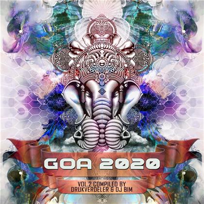 Goa 2020 Vol. 1 (2 CDs)