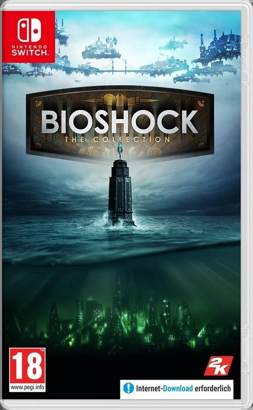 Bioshock Complete Collection - (Code in a Box)