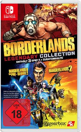 Borderlands Legendary Collection (German Edition)