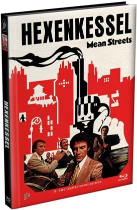 Hexenkessel - Mean Streets (1973) (Cover F, Limited Edition, Mediabook, Uncut, Blu-ray + DVD)