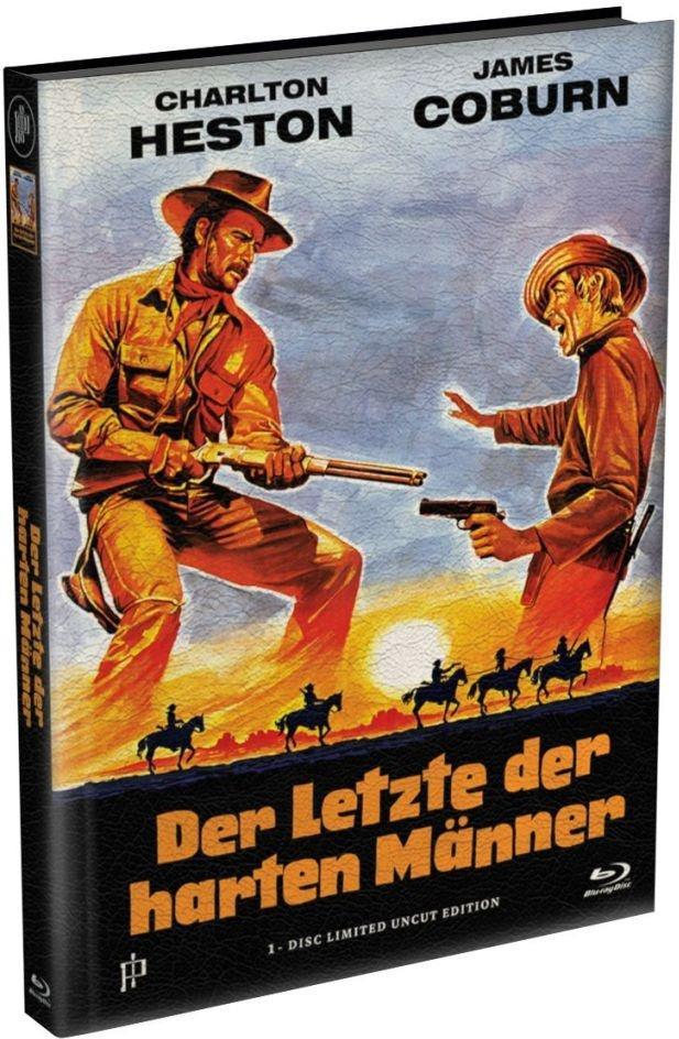 Der Letzte der harten Männer (1976) (Edizione Limitata, Mediabook, Uncut)
