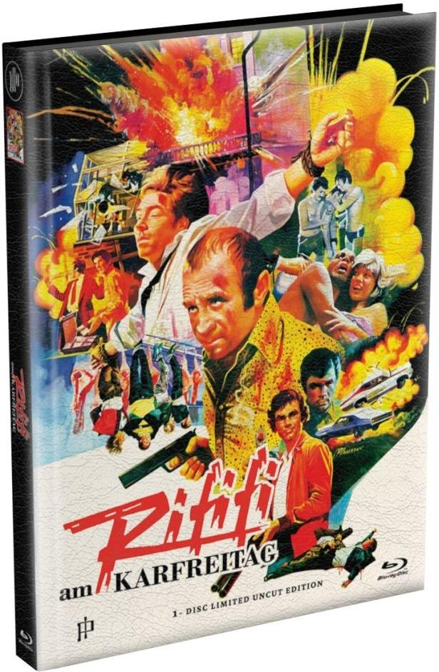 Rififi am Karfreitag (1980) (Limited Edition, Mediabook, Uncut)
