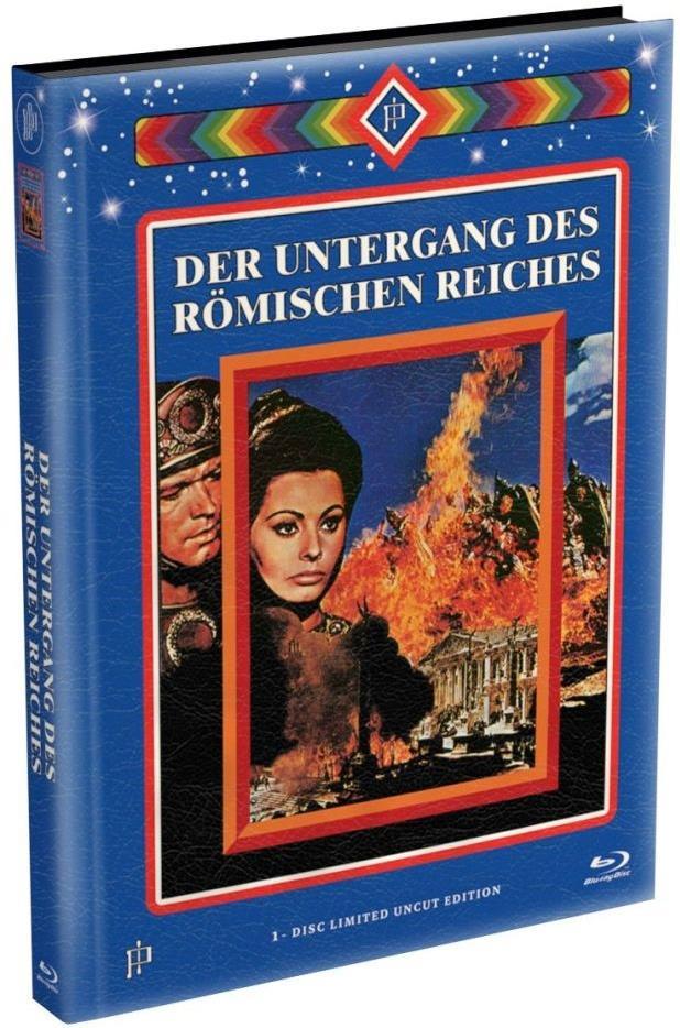 Der Untergang des Römischen Reiches (1964) (Limited Edition, Mediabook, Uncut)