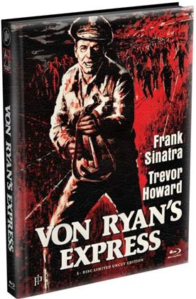Von Ryan's Express (1965) (Limited Edition, Mediabook, Uncut)