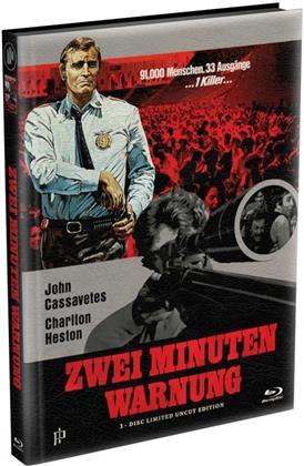 Zwei Minuten Warnung (1976) (Limited Edition, Mediabook, Uncut)