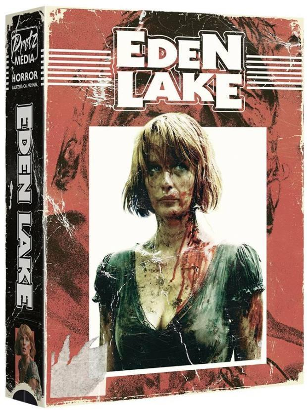 Eden Lake (2008) (Limited Tape Edition, Uncut)