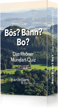 Das Rhöner Mundart-Quiz