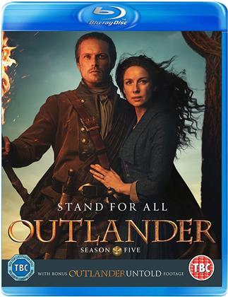 Outlander - Season 5 (4 Blu-rays)
