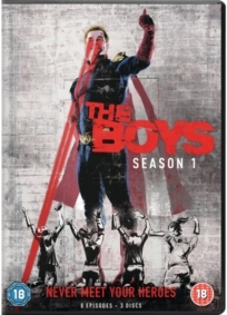 The Boys - Season 1 (3 DVD)