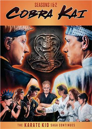 Cobra Kai - Seasons 1-2 (4 DVDs)