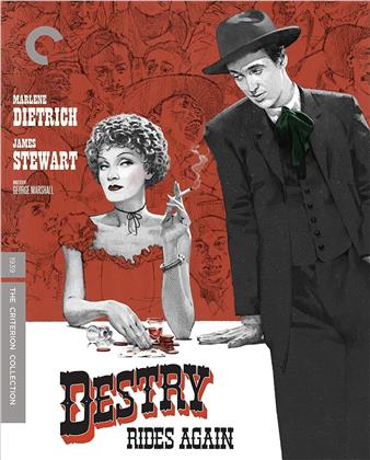 Destry Rides Again (1939) (s/w, Criterion Collection)