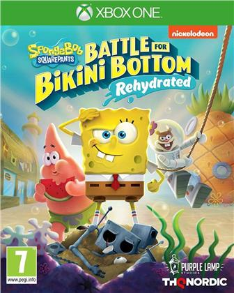 Spongebob SquarePants : Battle for Bikini Bottom - Rehydrated