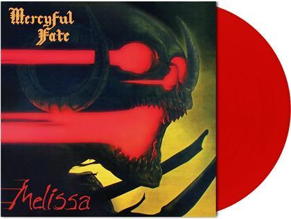 Mercyful Fate - Melissa (2020 Reissue, Cherry Red Vinyl, LP)