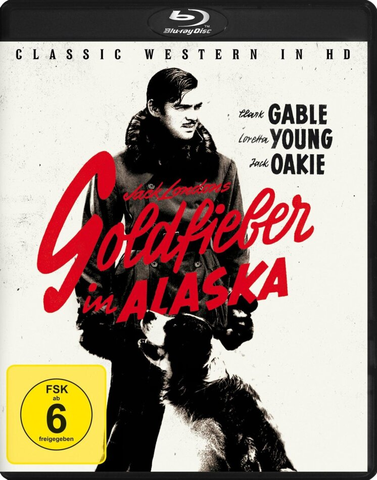 Goldfieber in Alaska (1935)