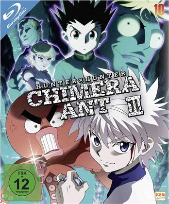 Hunter X Hunter - Vol. 10: Chimera Ant III (2011) (2 Blu-rays)