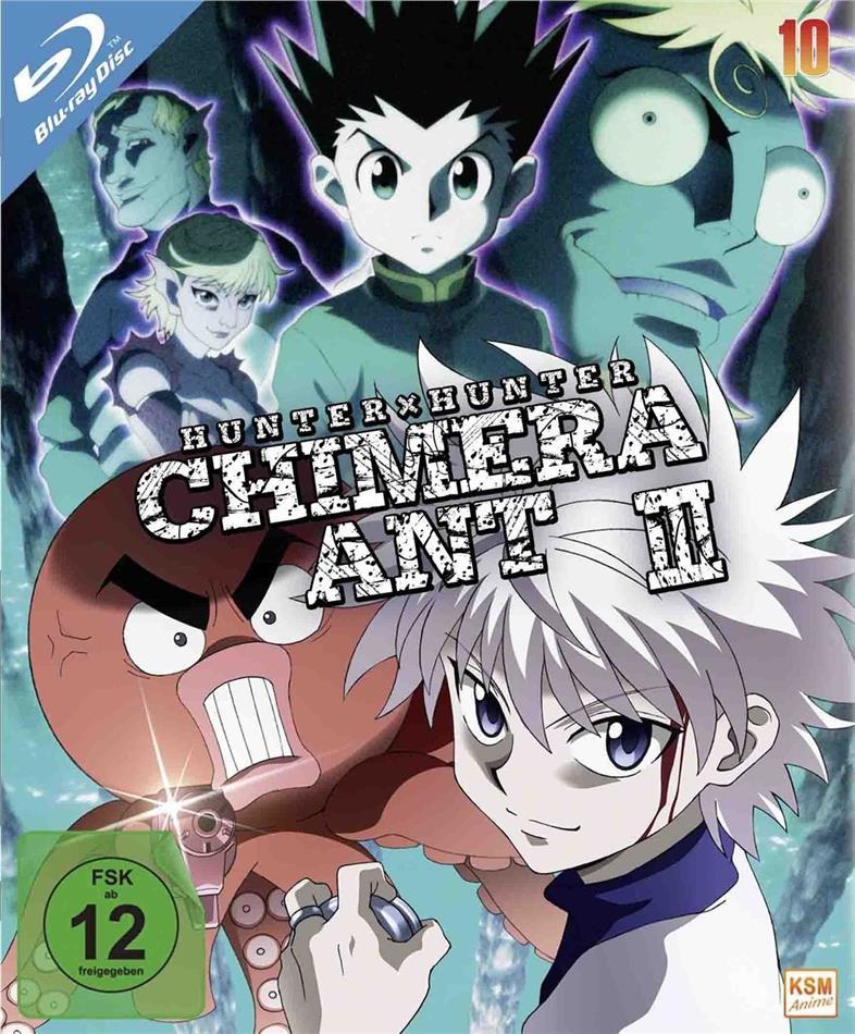 Hunter x Hunter - Vol. 10: Chimera Ant III (2011) (2 Blu-rays)