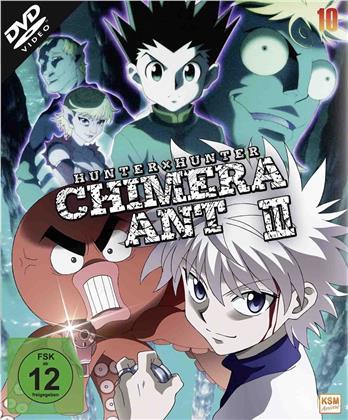 Hunter X Hunter - Vol. 10: Chimera Ant III (2011) (2 DVDs)