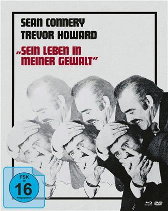 Sein Leben in meiner Gewalt (1973) (Limited Edition, Mediabook, Blu-ray + DVD)