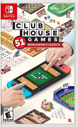 Clubhouse Games - 51 Worldwide Classics