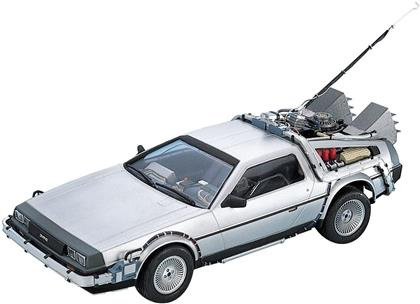 Aoshima - 1/24 Back To The Future Delorean from Part I