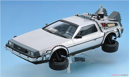 Aoshima - 1/24 Back To The Future Delorean from Part II