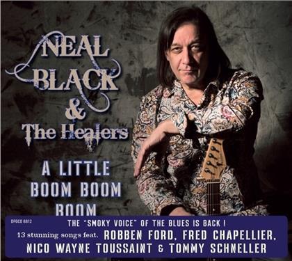 Neal Black & Healers - A Little Boom Boom