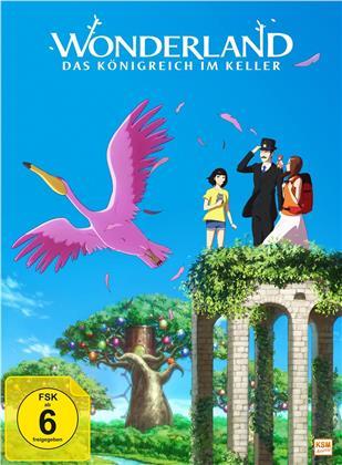 Wonderland - Das Königreich im Keller (2019) (Digibook)