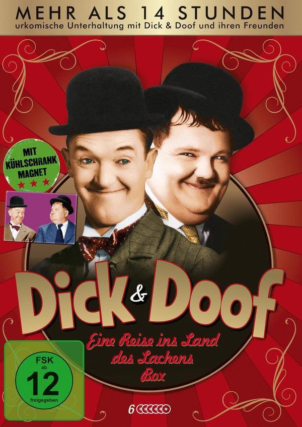 Dick & Doof - Eine Reise ins Land des Lachens Box (6 DVDs)