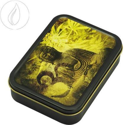 Square Box - Buddha