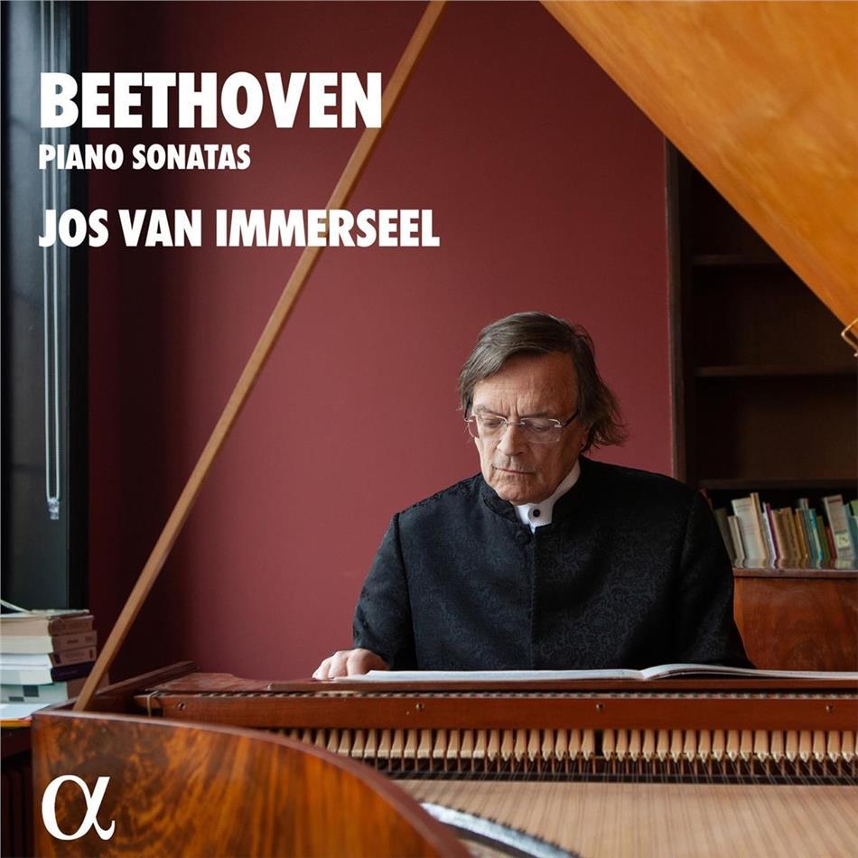 Ludwig van Beethoven (1770-1827) & Jos van Immerseel - Piano Sonatas (3 CDs)